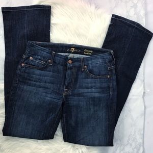 7 For All Mankind Kimmie Bootcut Midnite New York